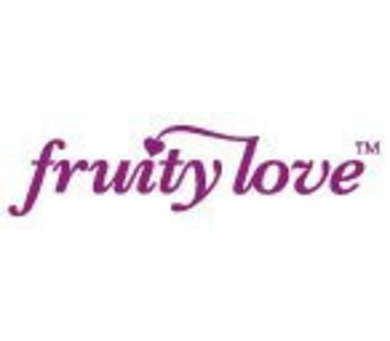 FruityLove glijmiddel Sweet Raspberry Rhubarb 50ml