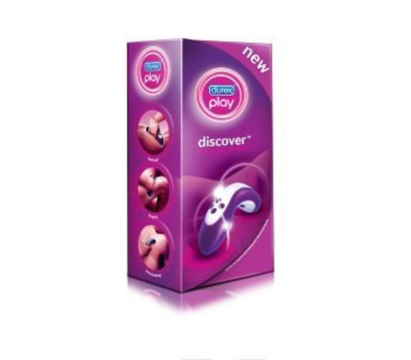 Play Discover Massager Vibrator