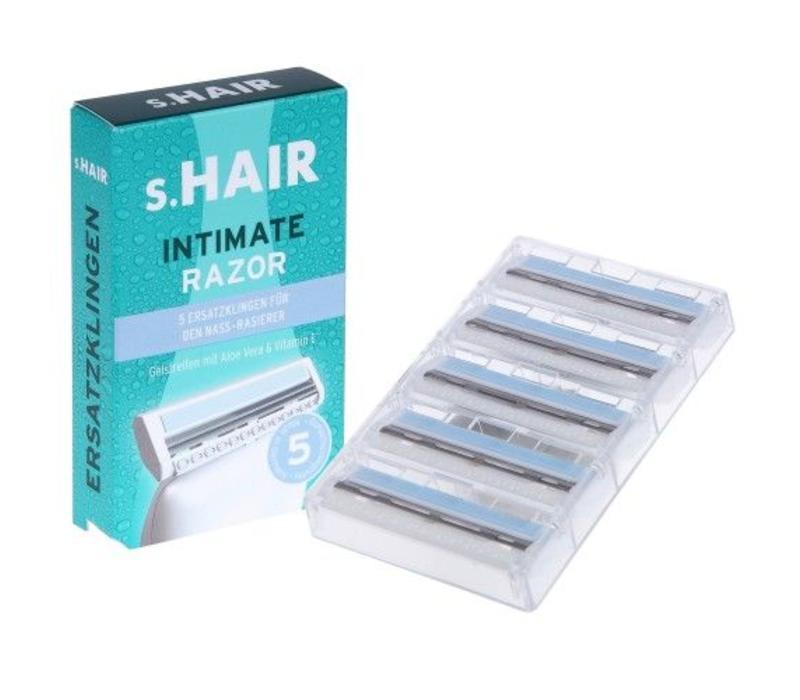 Intimate Razor 5-pack scheermesjes