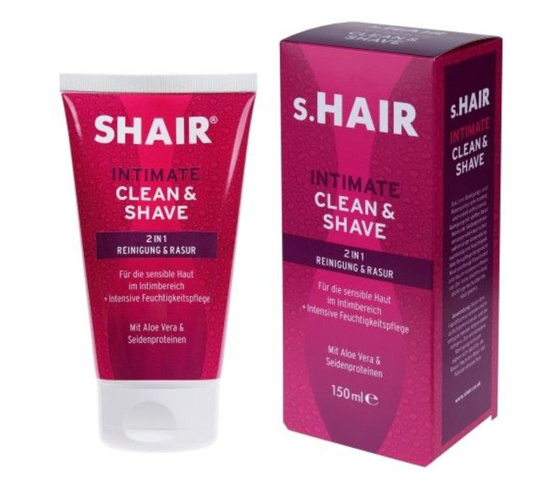 Intimate Clean & Shave  (150ml)