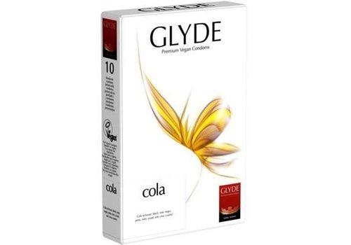 Glyde Ultra Cola - zwarte condooms
