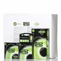 Love Light lichtgevende condooms - grootverpakking 100 stuks