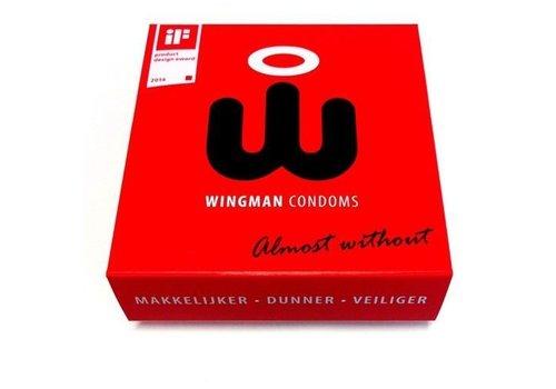 Wingman condooms (doosje 3 stuks)