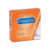 Taste Coloured & Flavoured condooms met smaak