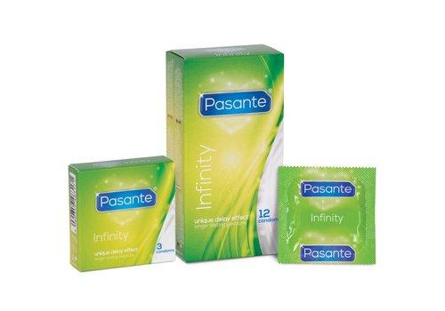 Pasante Infinity (Delay) condooms