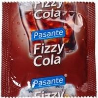 Fizzy Cola condoom met cola-smaak