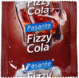 Pasante Fizzy Cola Condoom Met Cola-smaak