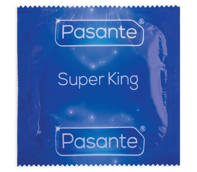 Super King Size 69mm condoom (per stuk)