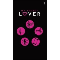 My Secret Lover - met app bestuurbare vibrator