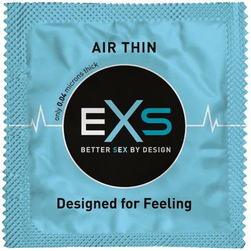 EXS Air Thin Extra Dun Condoom (per Stuk)