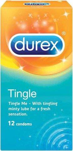 Durex Tingle Me 12 Condooms