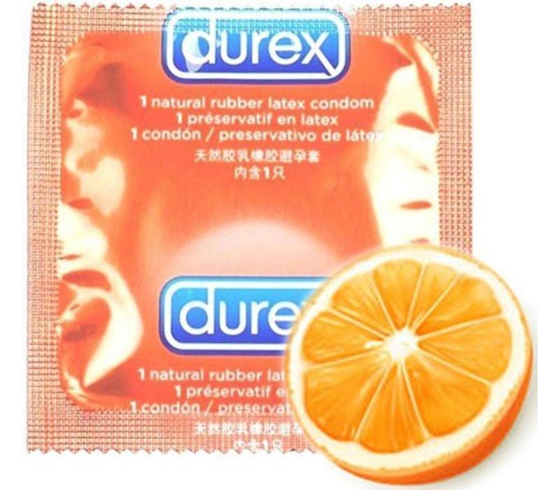 Taste Me Sinaasappel condoom