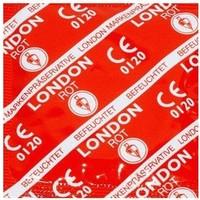 London Red condooms