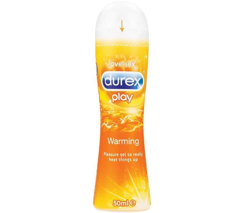 Play Warming glijmiddel 50ml
