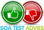 Gratis online SOA test advies