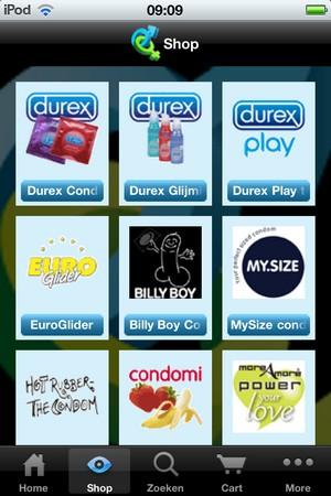 iPhone app 2010