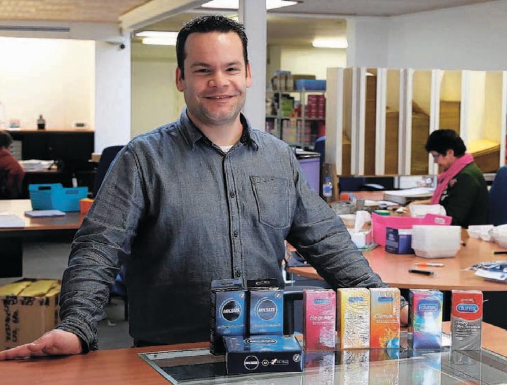 Richard Spooren condoomspecialist