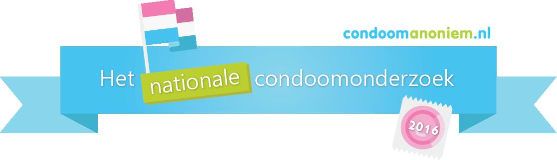Groot condoomonderzoek