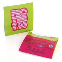 Condoomverpakking bedrukken