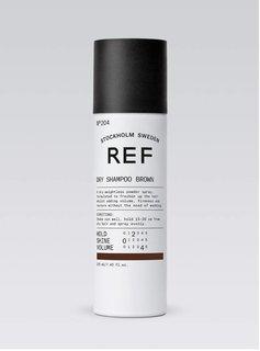 Brown Dry Shampoo