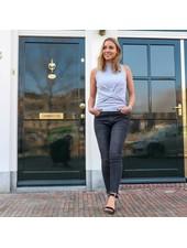 Skinny jeans - Zwart