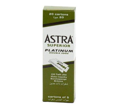 Astra Superior Platinums (100 st)