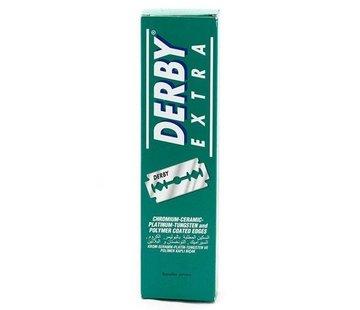 Derby Double edge scheermesjes (100 st)