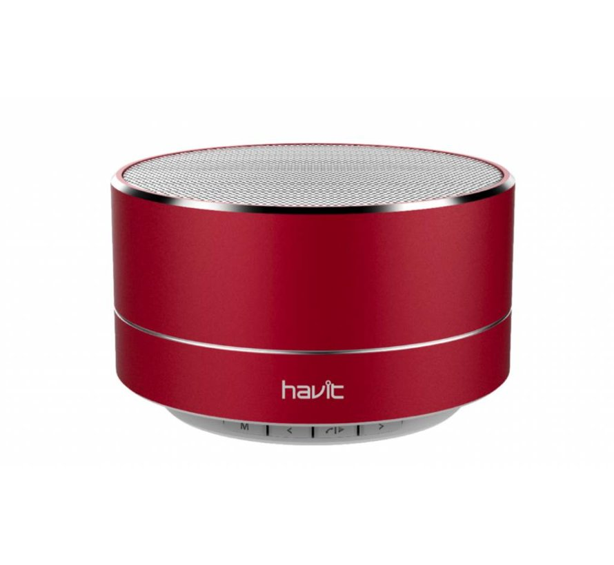 havit bluetooth speaker draadloos led verlichting gratis oplaadkabel iphone samsung android