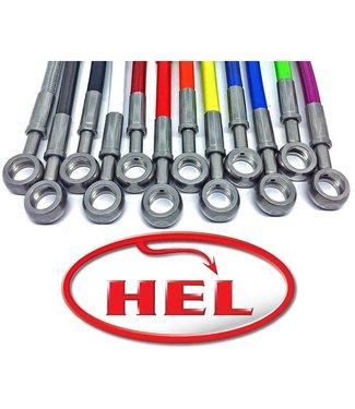 Hel Hel stainless steel brake lines