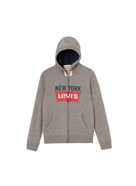 Levi's hooded vest 18ENL17007 20 Katoen Elastan