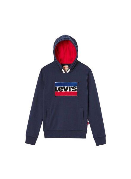 Levi's hoody sweat 18ENL15067 48 Katoen Elastan