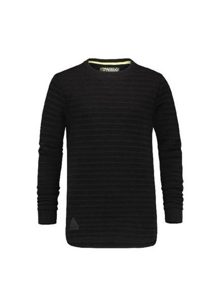 Vingino Sweater Nosino Black Katoen Elastan