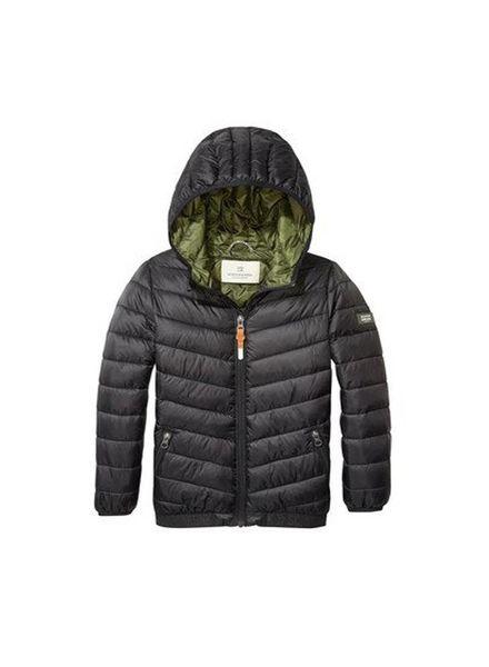 Scotch Shrunk Inbetween Down Jacket 140014 008