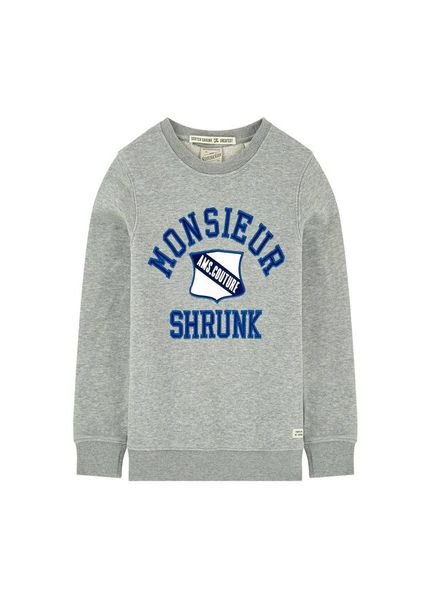 Scotch Shrunk sweater 132838 0606 Katoen Elastan