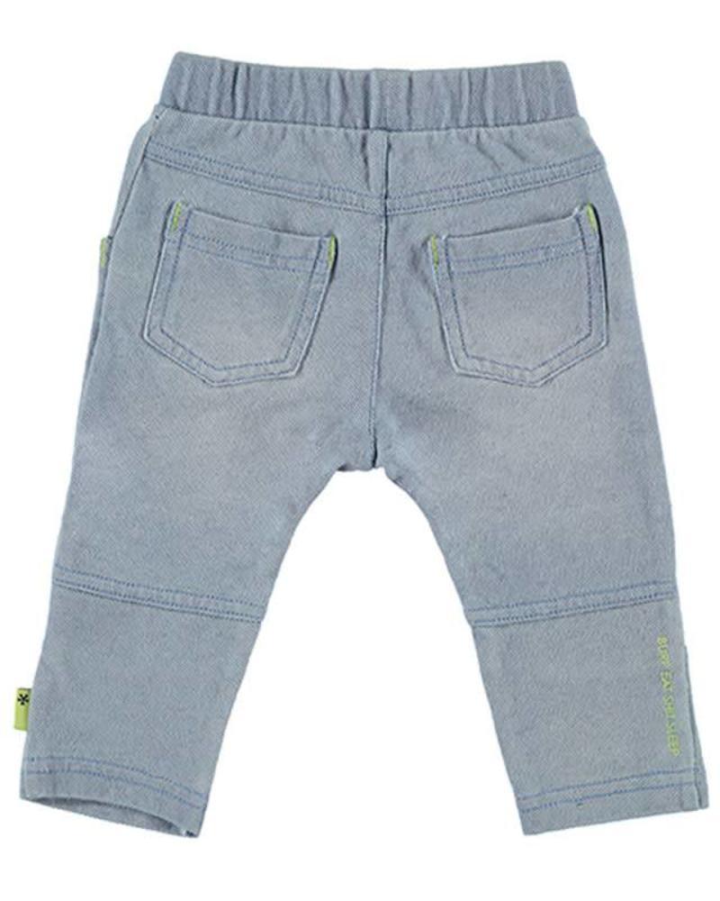 b.e.s.s. Bess Pants Boys Denim 1814-025 Katoen