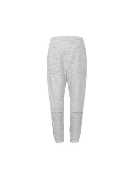 The New Sweatpants Gilian Grey Katoen Elastan