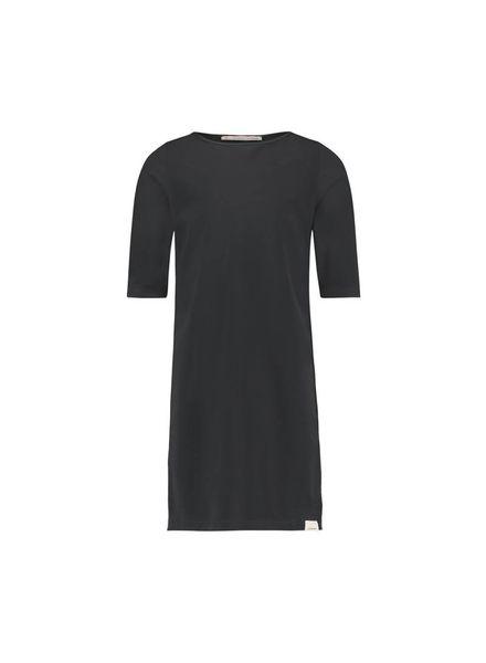 PENN&INK; Dress Stripe S18N09K Grey/Pink Katoen Elastan