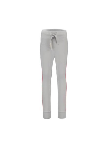 PENN&INK; Trousers Stripe S18N013K Grid/Flame  Elastan
