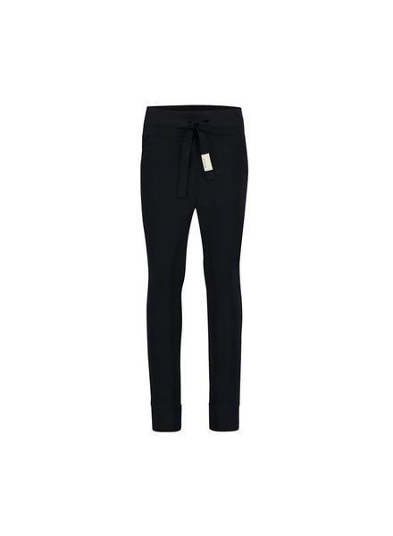 PENN&INK; Trousers Stripe S18N013K Navy/Grid  Elastan