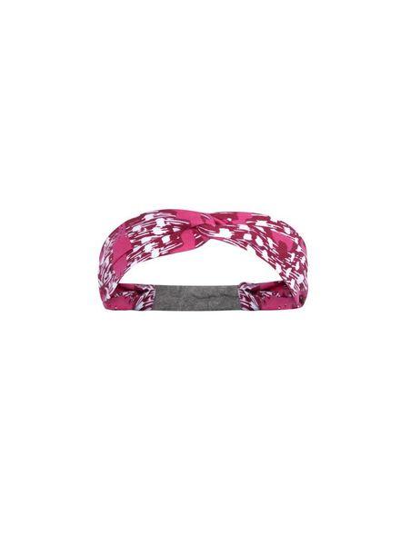 Ninni Vi Ninni Vi Headband NVSS18-37 AOP 1 Pink Katoen Elastan