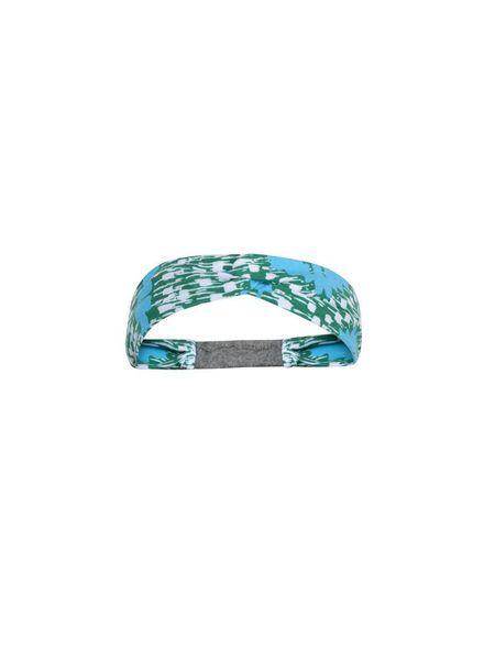 Ninni Vi Headband NVSS18-37 AOP 1 Light Blue Katoen Elastan