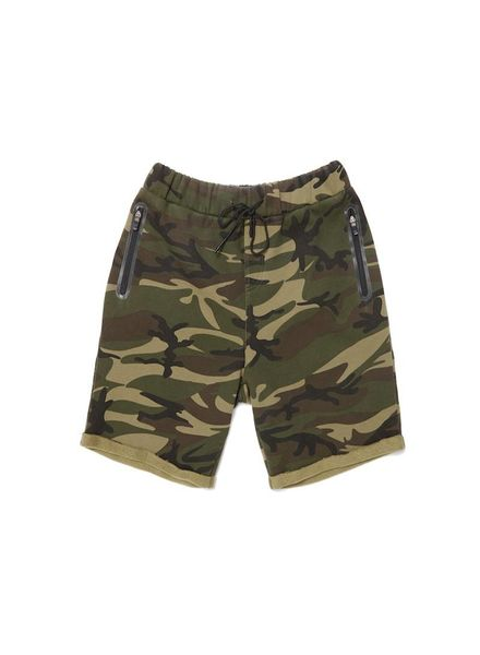Circle of Trust Boys Short Tyler Camo Katoen