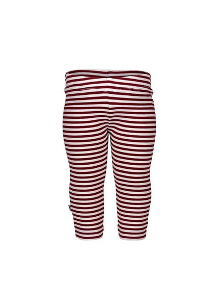 nOeser Levi Legging Stripe Totem Red Katoen