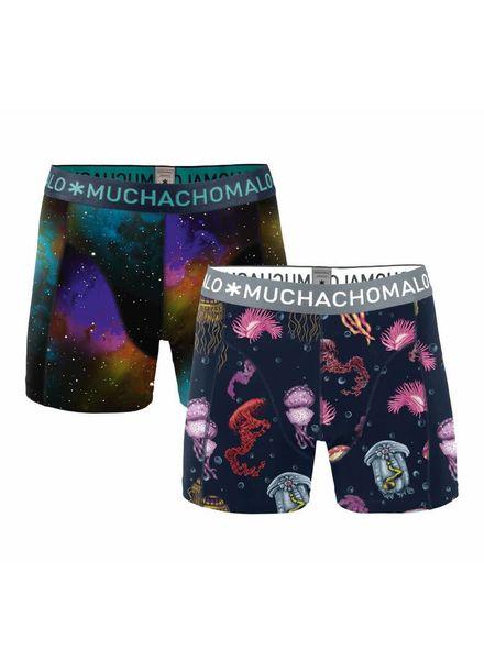 Muchachomalo short 2-pack Jxplor04 Katoen