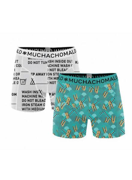 Muchachomalo short 2-pack Jtakin04 Katoen