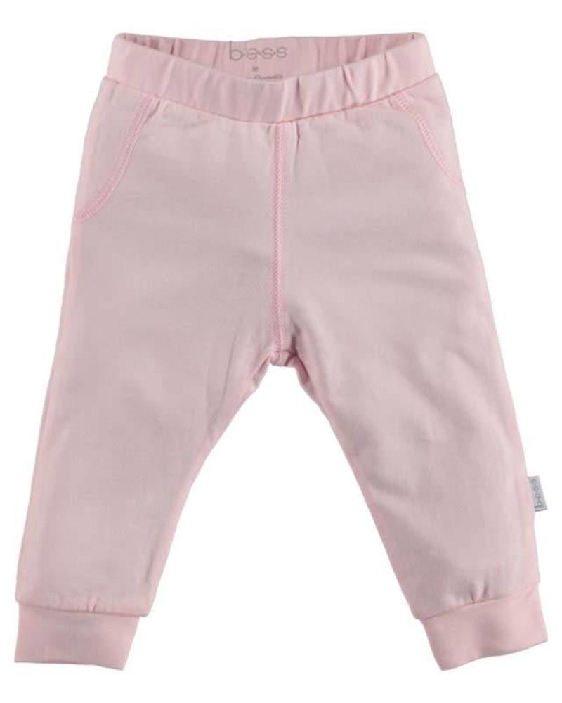 b.e.s.s. Bess  pants girl pink Katoen