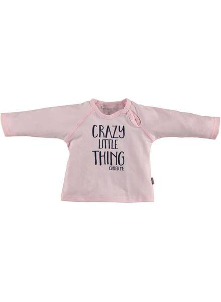 b.e.s.s. longsleeve Crazy little things pink Katoen
