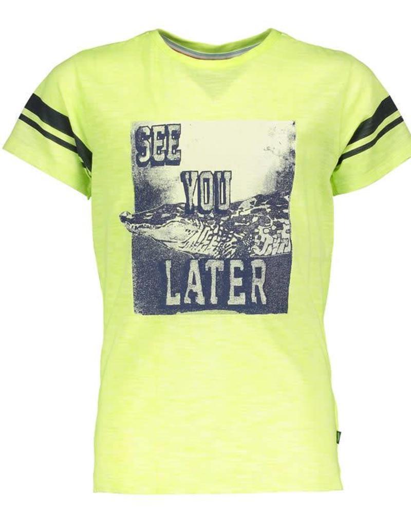 Impress like Flo t-shirt F701-6430 sorbet Katoen