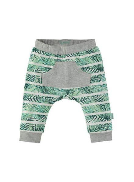 b.e.s.s. Jersey Pants Boys AOP 1741 002 Katoen