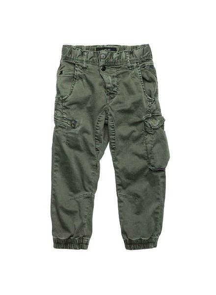 Replay Trousers 9336 314 army green Katoen